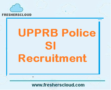 UPPRB Police SI Recruitment