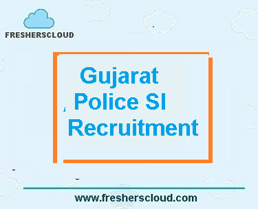 Gujarat Police SI Recruitment