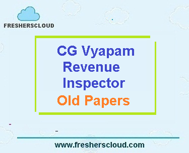 CG Vyapam RI Previous Question Papers